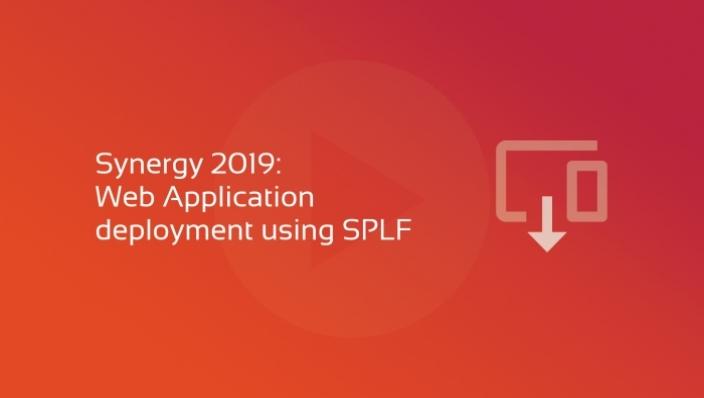 Distribuindo aplicações web com SPLF