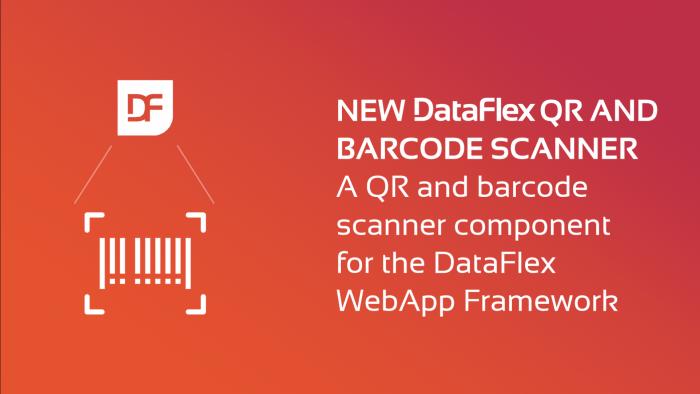 2021-06-01 dataflex qr and barcode scanner