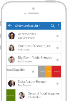 DataFlex Reports para usuários finais